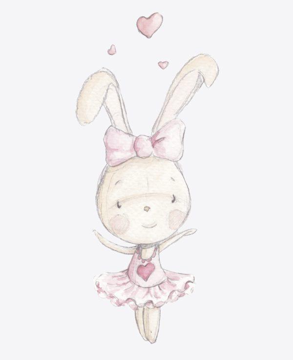 Dance Rabbit #6