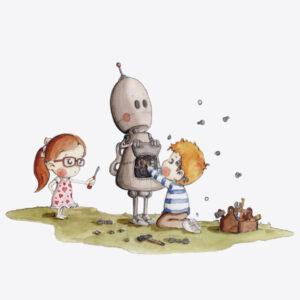 Botty el Robot