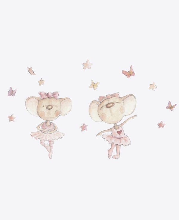 Bailando con Mariposas
